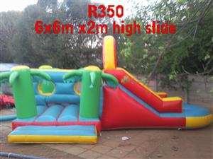 Jumping Castles for rent, Pretoria North, 08 222 14 555