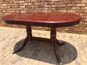 Dining room or entrance hall table