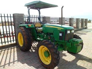 John Deere 5403, 4x4 Tractor