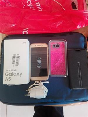 Samsung Galaxy A5 for sale  Bloemfontein