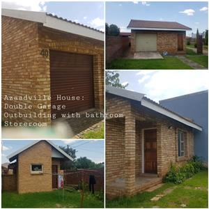 PRIME PROPERTY FOR SALE IN AZAADVILLE