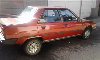 1981 Renault Laguna 2.0 Expression