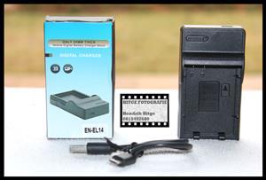 USB Charger for Nikon