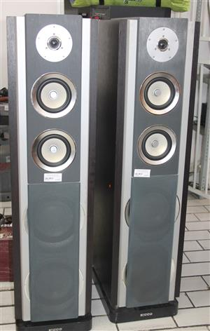 Echo standing speakers S033825A #Rosettenvillepawnshop