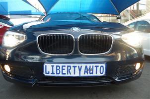 2015 BMW 1 Series 116i 5 door Sport auto