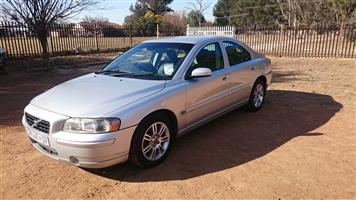 2007 Volvo S60 2.0T automatic