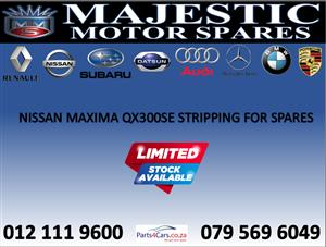 Nissan Maxima used parts for sale 1998