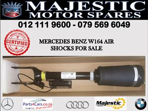Mercedes benz W164 air shocks for sale