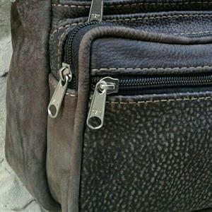 Mens Shoulder bag / Leather Crossbody / Leather bag