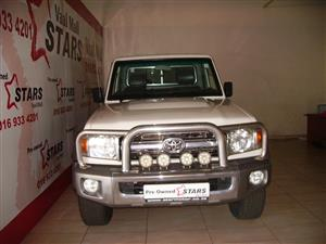 2014 Toyota Land Cruiser 79 single cab LAND CRUISER 79 4.2D P/U S/C