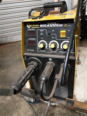 MIG 200G IGBT Welder
