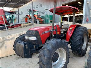 Caseih Jx95 4wd Tractor - ON AUCTION