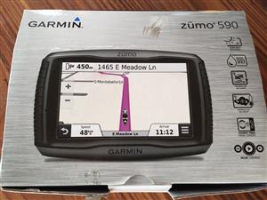 Garmin Zumo 590