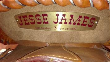Western Saddle; - Jesse James by Solo Saddlers