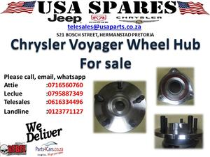 CHRYSLER VOYAGER WHEEL HUB