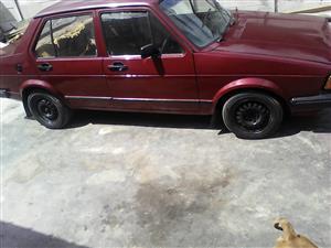 1982 VW Fox