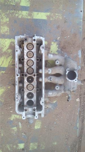 2006 fiat strada 1200 cylinder head