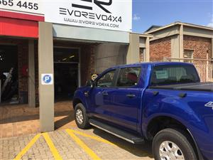 Ford Ranger double cabRanger double cab