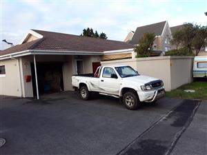 Furnished house to let 6 MONTHS – Near the sea ,Blouberg