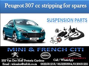 Suspension parts On Big Special for Peugeot 307 cc