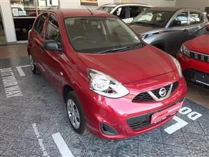 2019 Nissan Micra 1.2 Visia+ (audio)