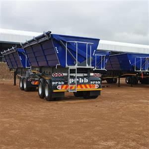 New PRBB 2020 45m3 Bin Side Tipper