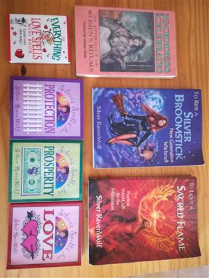 Set of WICCA Books (Sold as a set)