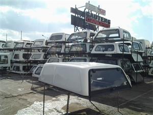 PRE OWNED BUCCO VW AMAROK BLINDSIDE LOW LINER LWB CANOPY FOR SALE!!!!!!