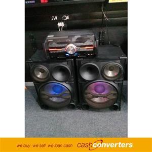 Sony Hifi System LBT-SH2000