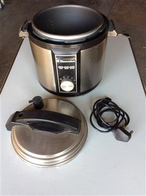 Electrolux Electric Pressure Cooker