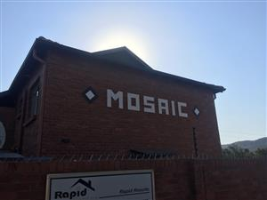 30 MOSAIC - BACHELOR APARTMENT IN RIETFONTEIN (RAPID RENTALS)