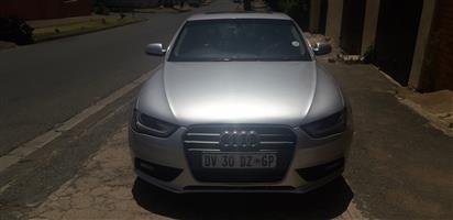 2015 Audi A4 2.0T