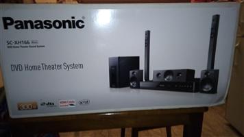 Panasonic full HD 1080p 5.1ch 300w RMS unopened brand new.