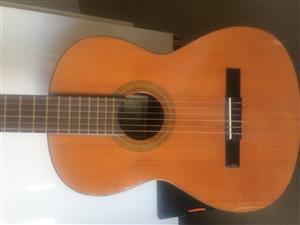Guitar classical spanish