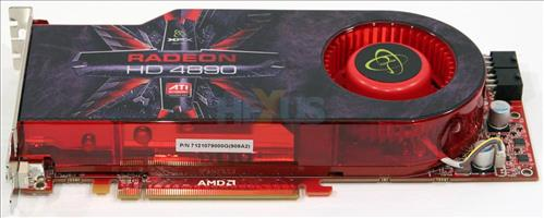 XFX ATI Radeon HD 4890 1GB GDDR5 1024MB DDR5 Premium Graphics