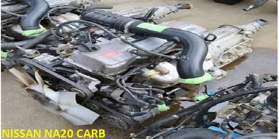 Second Hand used low mileage NISSAN CABSTAR 2L CARB engines for sale
