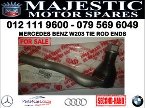 Mercedes W203 tie rod ends for sale 2007