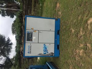 90kw Demag compressor
