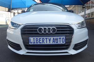 2016 Audi A1 Sportback 1.0TFSI SE auto