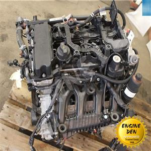 MERCEDES C200 M271 ENGINE USED