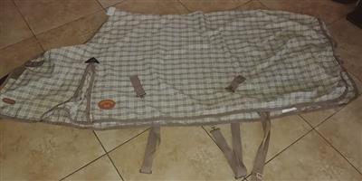 Horse blanket sheet