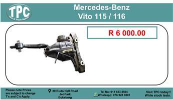 Mercedes-Benz Vito 115/116 For Sale.