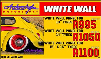 White Wall Port-a-Wall Panels