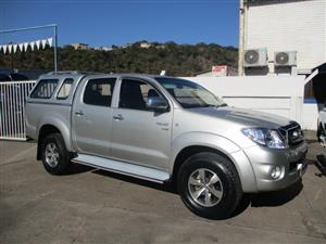 2009 Toyota Hilux 2.5D 4D double cab Raider