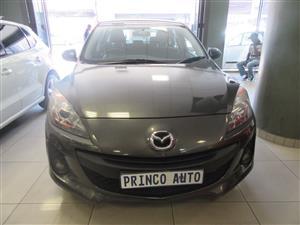 2013 Mazda 3 Mazda Sport 1.6 Dynamic