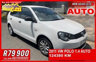 2013 VW Polo Vivo hatch 1.4 Trendline auto