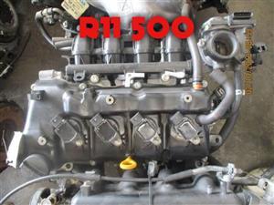 Hyundai Atos 1.1 engine. R11500