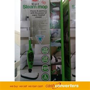 211856 Genesis Steamer / mop