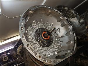 2.7 JEEP GRAND CHEROKEE GEARBOX