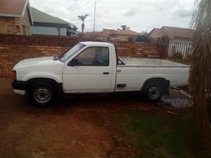1997 Nissan 1 Tonner